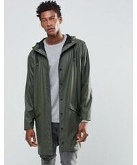 Rains - Longue veste imperméable - Vert