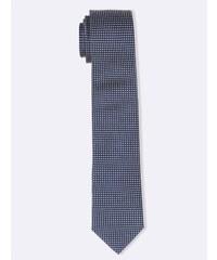 Cyrillus Cravate en soie - blanc