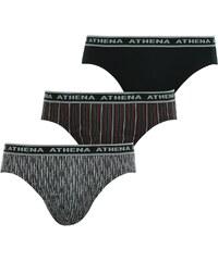 Athena Tonic - Lot de 3 slips - multicolore