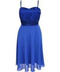 Made in Italy Dámské šaty s krajkou