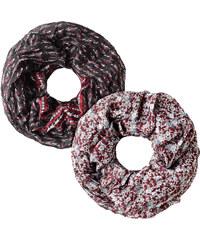 Topolino 2 kusy kruhové šály