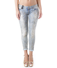 Woman Jeans Sexy Woman 67917 - XS / Zlatá