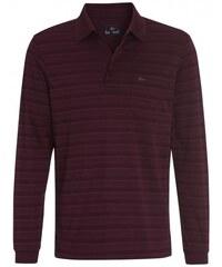 Paul R.Smith Herren Poloshirt T-Shirt Comfort bequem lila aus Baumwolle