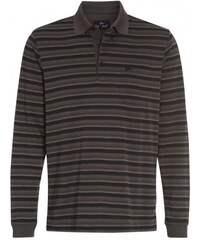 Paul R.Smith Herren Poloshirt T-Shirt Comfort bequem grau aus Baumwolle