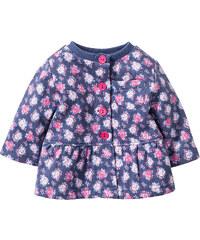 bpc bonprix collection Baby Sweatjacke Bio-Baumwolle, Gr. 56/62-104/110 in blau für Damen von bonprix