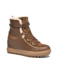 Aigle - Laponwarm - Stiefeletten & Boots für Damen / braun