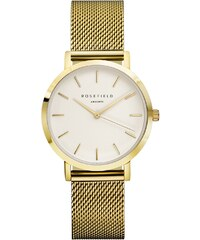 Rosefield The Tribeca White/Gold Damenuhr TWG-T51