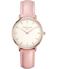 Rosefield The Tribeca White/Pink/Rosegold Damenuhr TWPR-T58