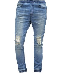 Nana Judy Jeans Relaxed Fit mid indigo distressed