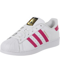 adidas Superstar Foundation J W Lo Sneaker chaussures white/pink