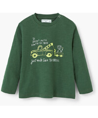 MANGO BABY T-Shirt Coton Image