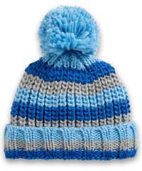 Esprit Měkká pletená čepice s flísovou podšívkou