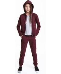 H&M Teplákové kalhoty