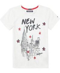 Tommy Hilfiger - New York Mädchen-T-Shirt für Mädchen