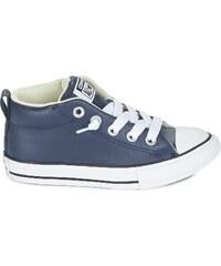 Converse Chaussures enfant CHUCK TAYLOR ALL STAR STREET CUIR MID