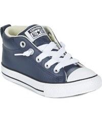 Converse Tenisky Dětské CHUCK TAYLOR ALL STAR STREET CUIR MID Converse