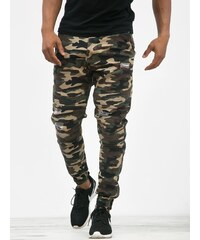 Cayler & Sons Moto Distressed Jogger Pants Woodland