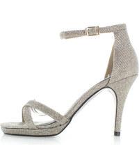 Zlaté sandály Tamaris 28303
