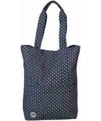 Tmavě modrá plátěná taška Mi-Pac Denim Spot