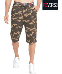 Re-Verse Joggerpants mit Camouflage-Muster - 31