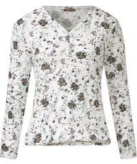 Street One - Tee-shirt avec imprimé floral Gunia - blanc