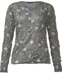 Street One - Tee-shirt avec imprimé floral Gunia - dusty olive