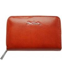 Pierre Cardin Dámská kožená peněženka Pierre Cardin 520.7 503 oranžová