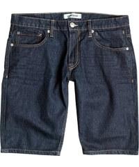 Quiksilver Revolver Rinse Denim Shorts, modrá, 28