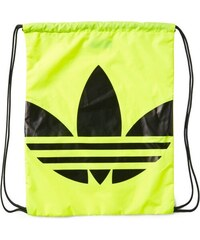 adidas Originals adidas GYMSACK TREFOIL solar yellow / black