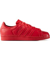 adidas Originals adidas Superstar Glossy Toe W RAY RED F16/RAY RED F16/CORE BLACK