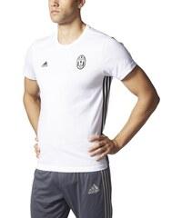 ADIDAS Tričko JUVENTUS FC 16 3-stripes white