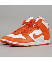 Nike WMNS Dunk Retro QS white / orange blaze