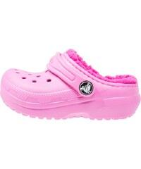 Crocs CLASSIC Pantolette flach party pink/candy pink