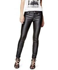 GUESS GUESS Lanori Coated Skinny Jeans - jet black