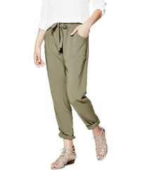 GUESS GUESS Breena Tapered Pants - dusty olive
