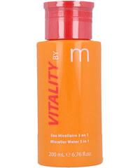 Matis Vitality By M Miscellar Water 3in1 200ml Micelární voda W Pro mladou pleť