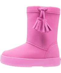 Crocs LODGEPOINT Stiefel party pink
