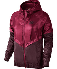 Nike W Windbreaker red/maroon