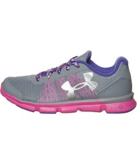 Under Armour SPEED SWIFT Laufschuh Wettkampf steel/lunar pink/metallic silver