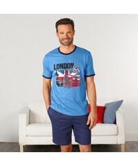Blancheporte Pyjashort manches courtes London