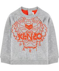 Kenzo Kids Tiger-Sweatshirt