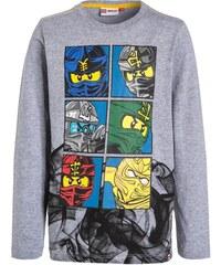 LEGO Wear Langarmshirt grey melange