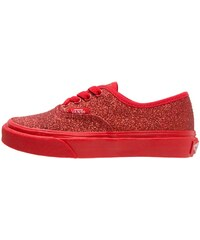 Vans AUTHENTIC Sneaker low shimmer red