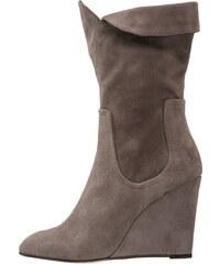 Oxitaly REZZIA High Heel Stiefel grey