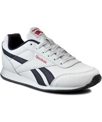 Boty Reebok - Royal Cljog 2 V70490 Wht/Navy/Red