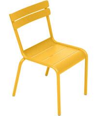 Dětská židle Luxembourg, medově žlutá