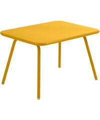 Dětský stůl Luxembourg, medově žlutý
