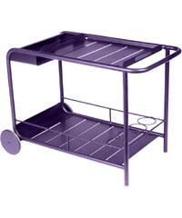 Servírovací stolek Luxembourg, fialový
