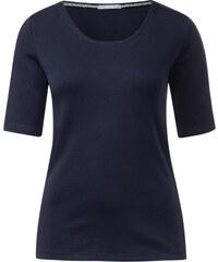 Cecil - T-shirt manches 1/2 Lena - deep bleu