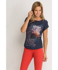 Orsay T-Shirt mit Blumen-Muster